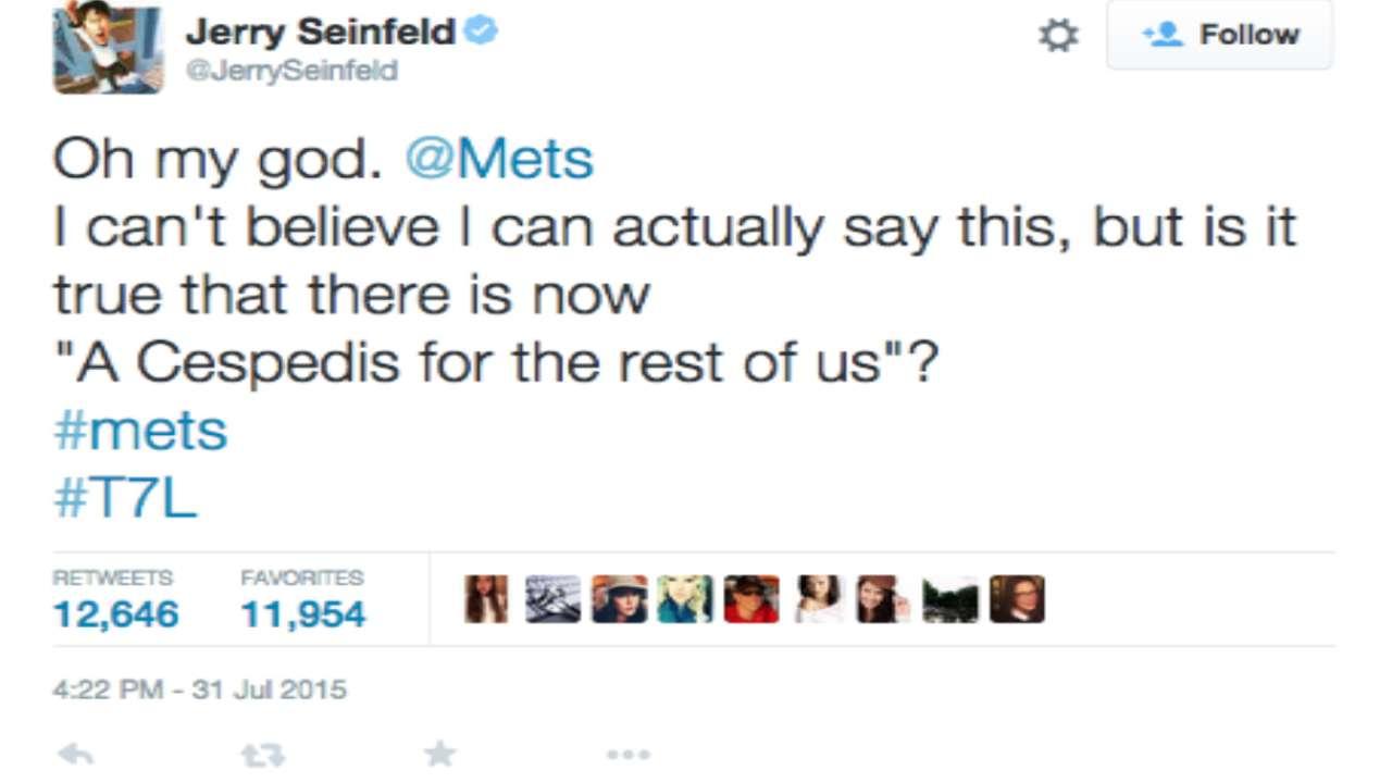 In time for Festivus, Seinfeld earns Esurance Award