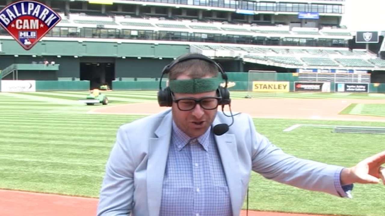 Best MLB Interview winner