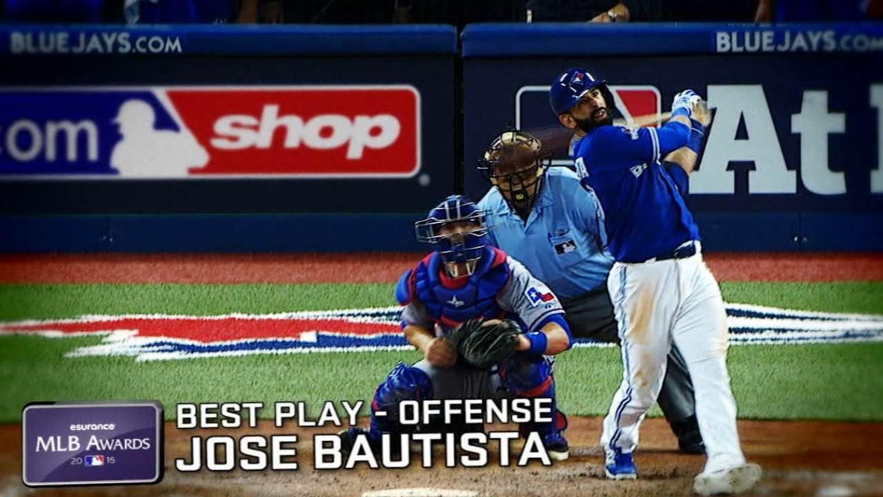 Harper the big winner in Esurance MLB Awards