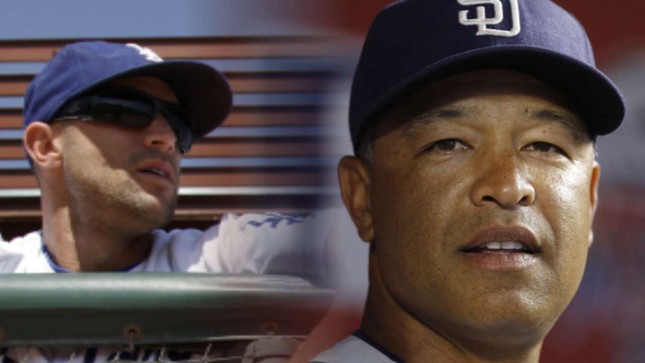 Report: Kapler or Roberts will be LA manager