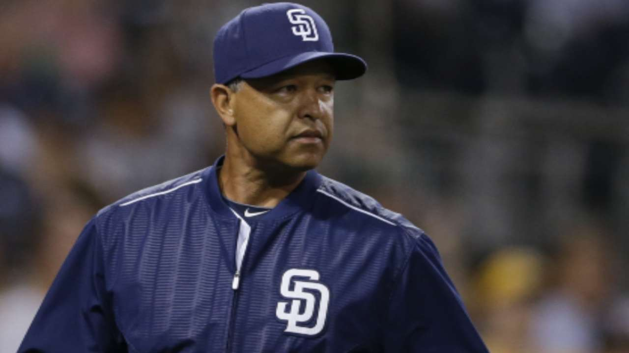 Roberts is Dodgers' pick to be manager