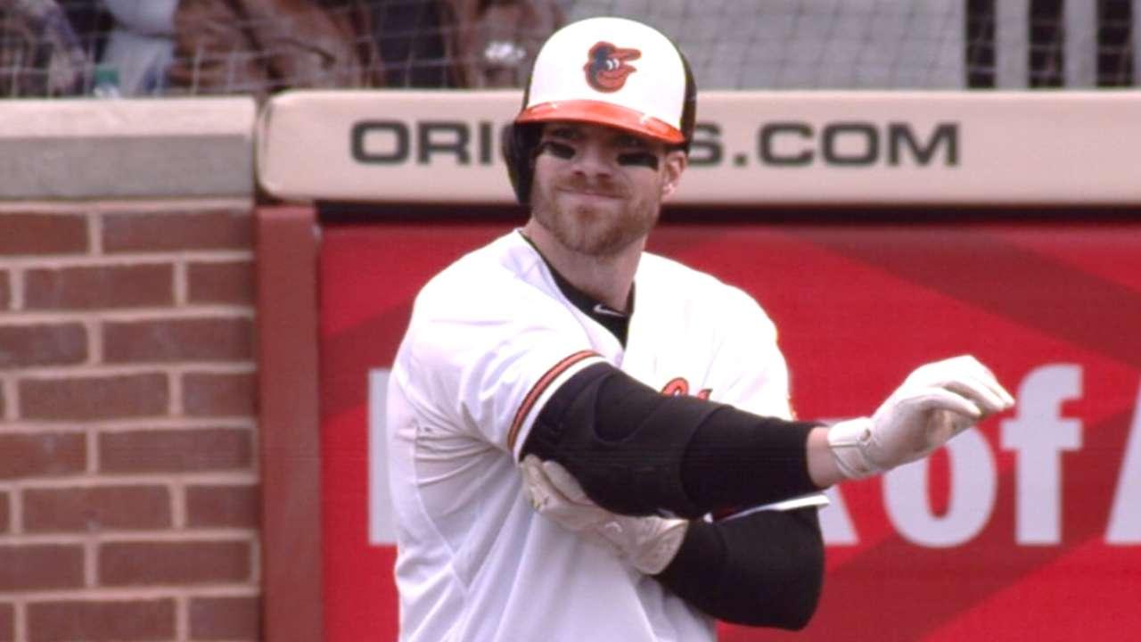 Orioles, Davis engage in talks