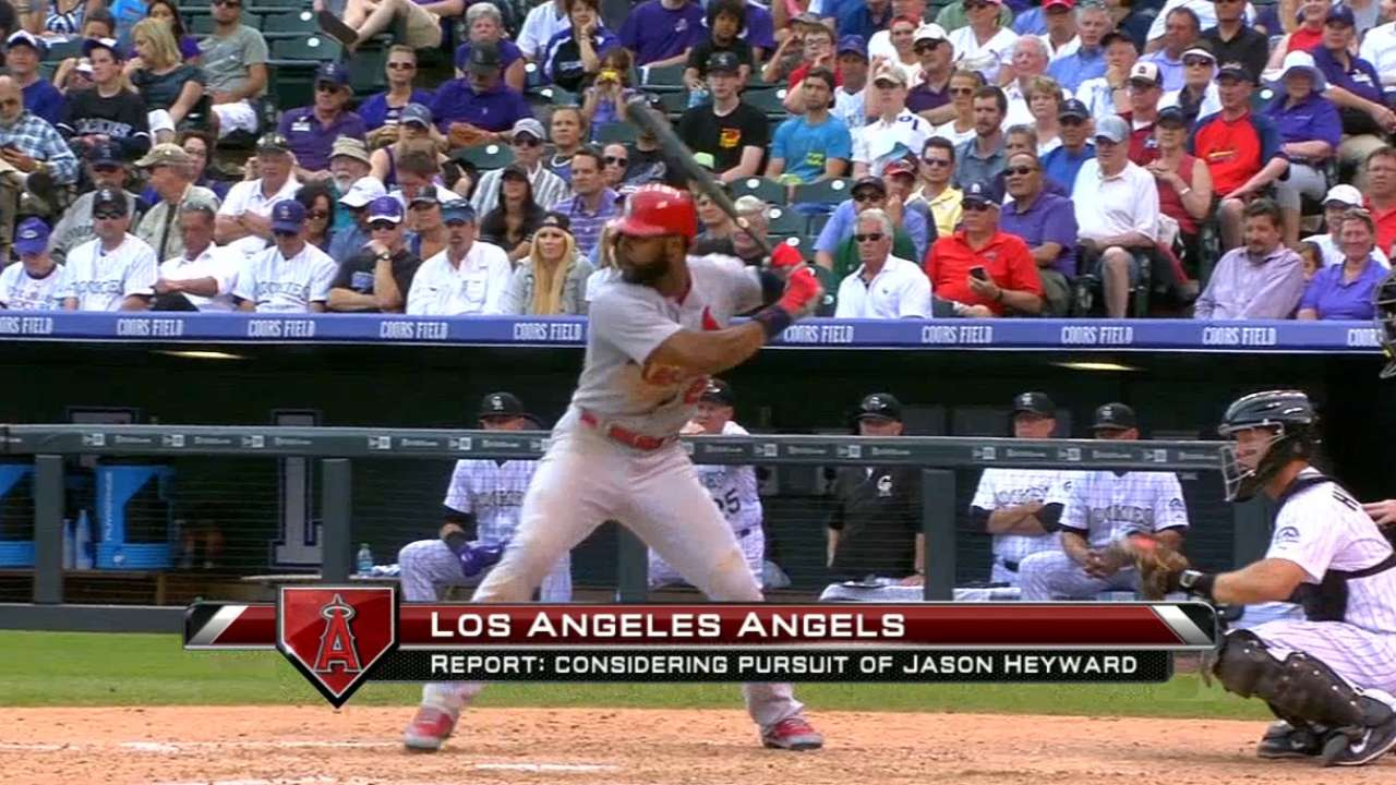 MLB Tonight on Angels, Heyward