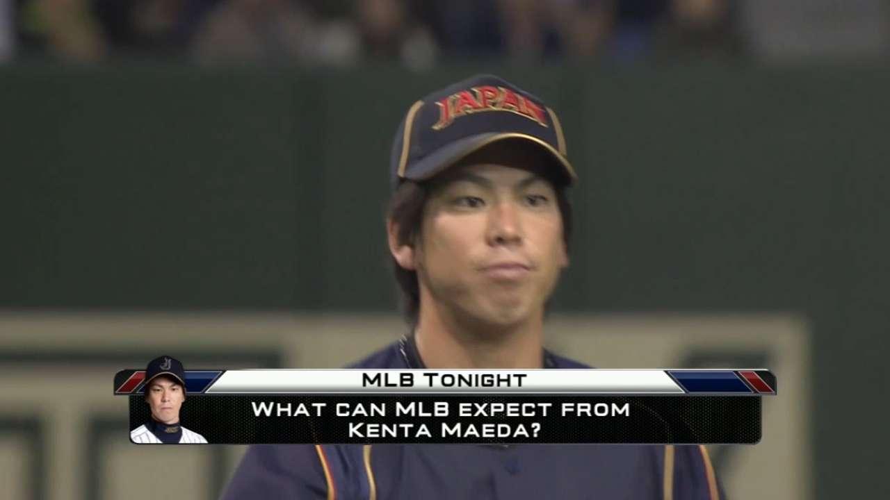 MLB Tonight on Kenta Maeda