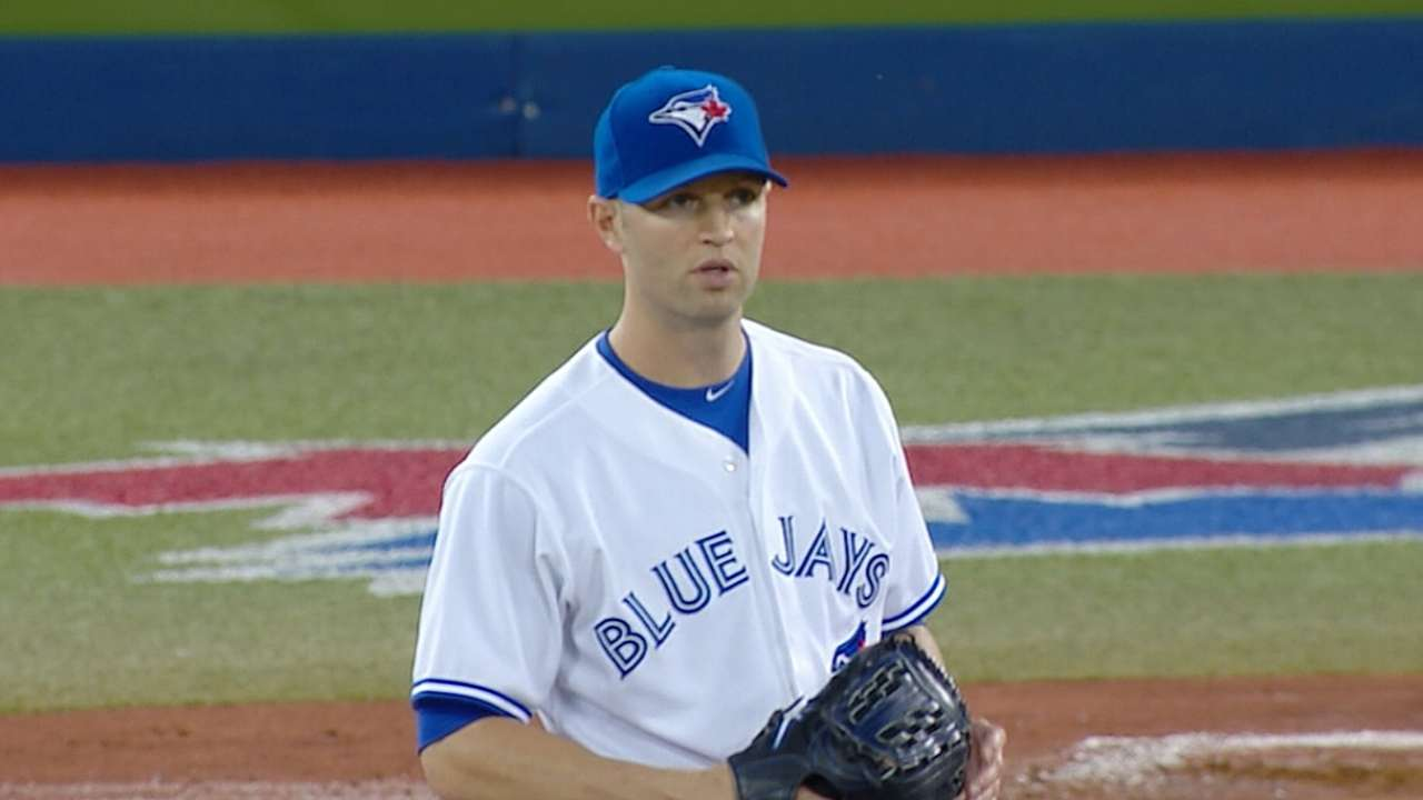 Happ signs 3-year deal to rejoin Blue Jays