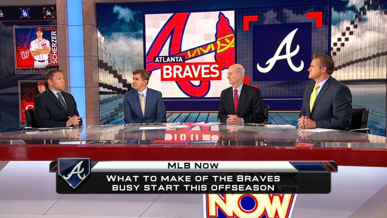 Winter Meetings could bring more moves for Braves