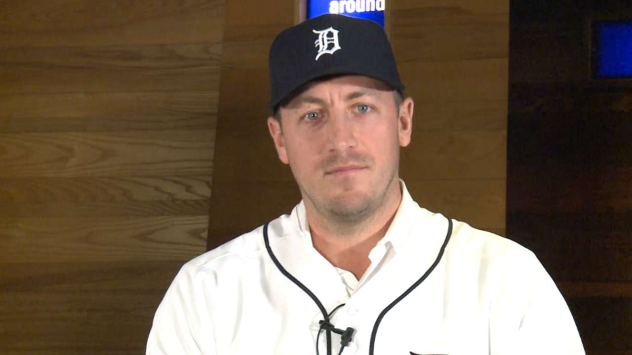 Zimmermann on joining the Tigers