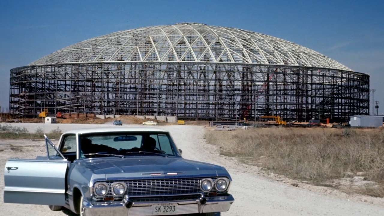 MLB Network to profile history of Astrodome