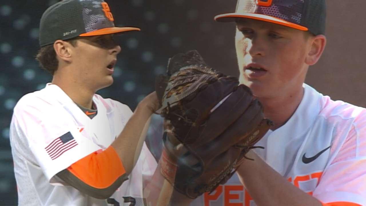 2016 Draft: High school pitchers
