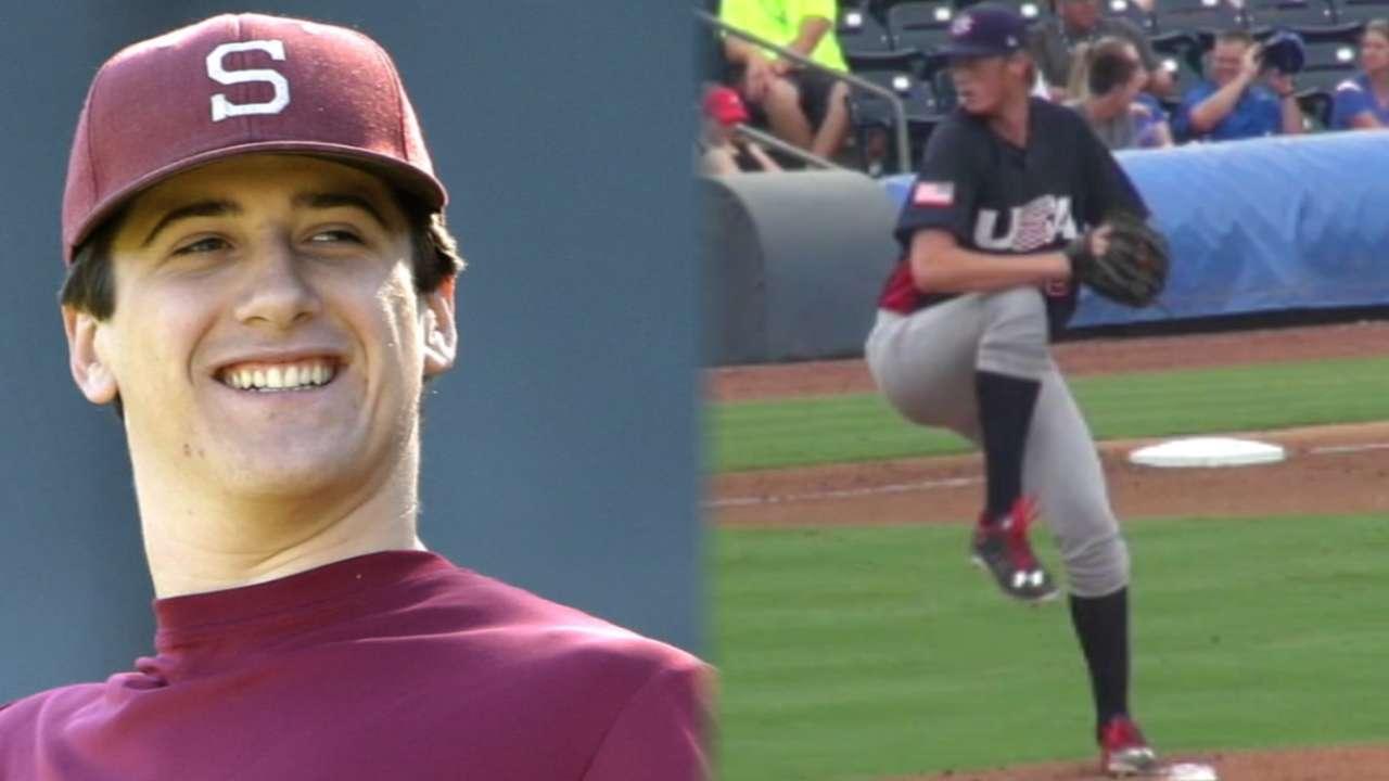2016 Draft: College pitchers