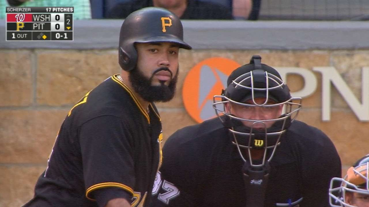 Alvarez, Decker non-tendered by Pirates