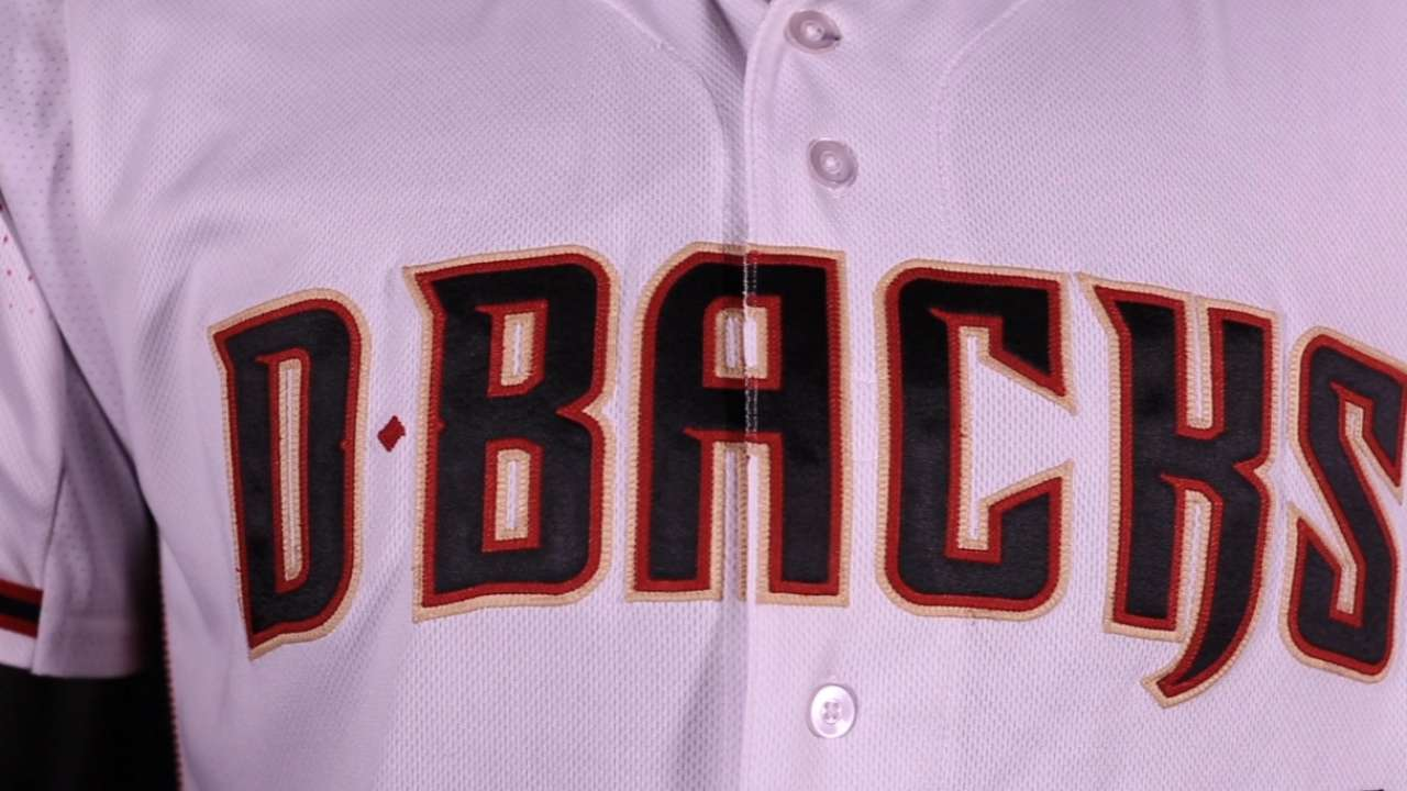 D-backs hope to be as sharp as new uniforms