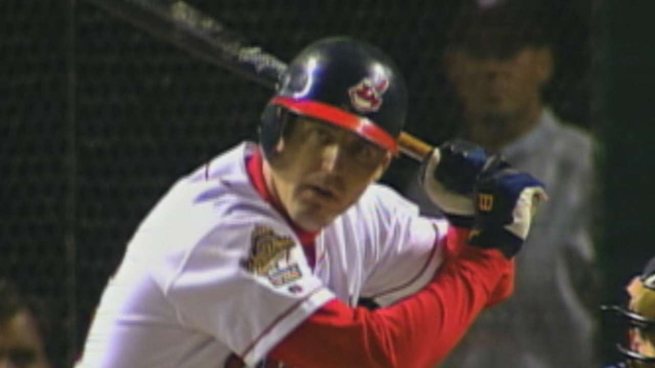 Thome's first World Series homer