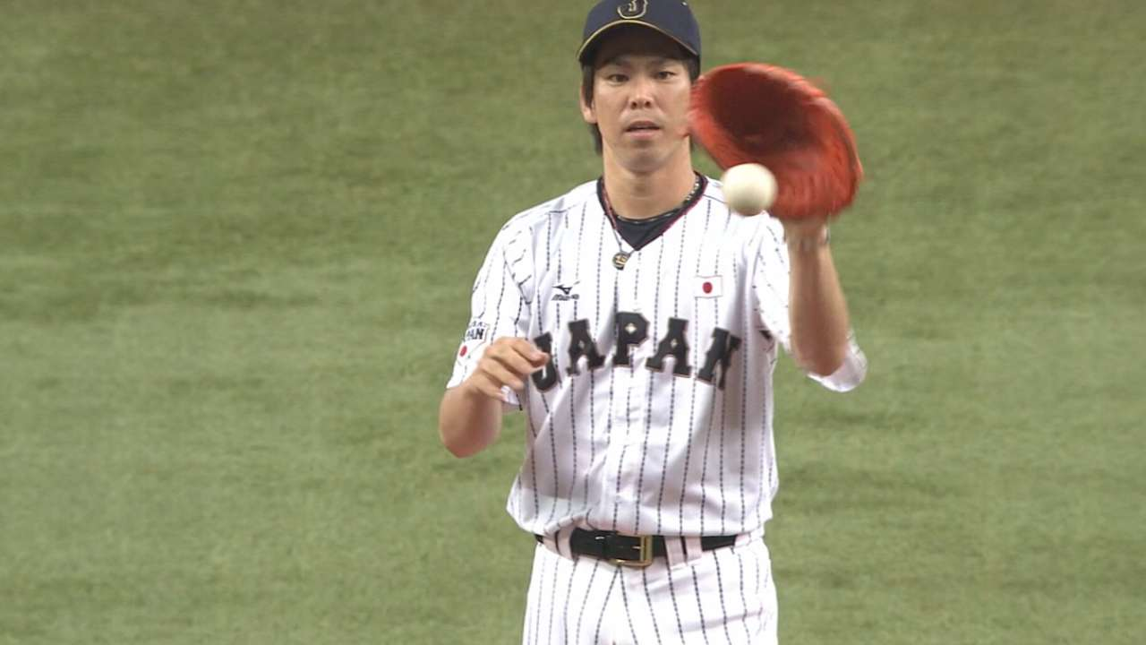 Report: Japanese star Maeda close to being posted