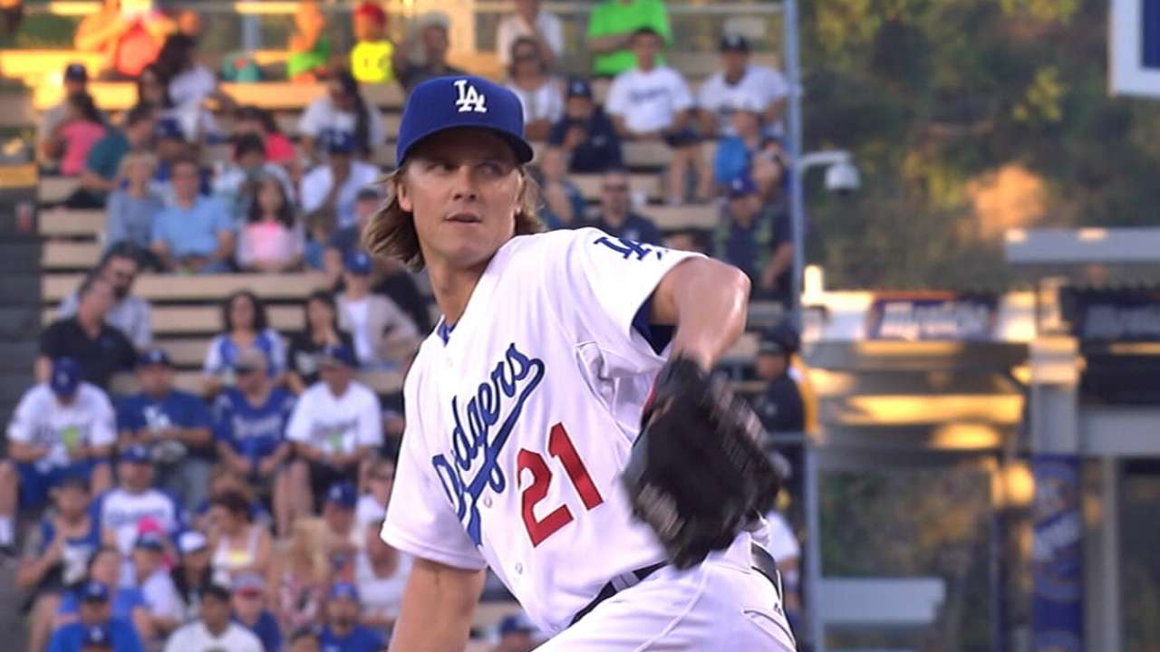 Dodgers dealt blow by Greinke to D-backs