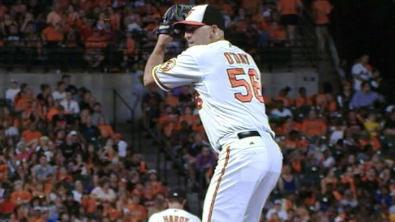 Source: O'Day choosing between Nats and O's