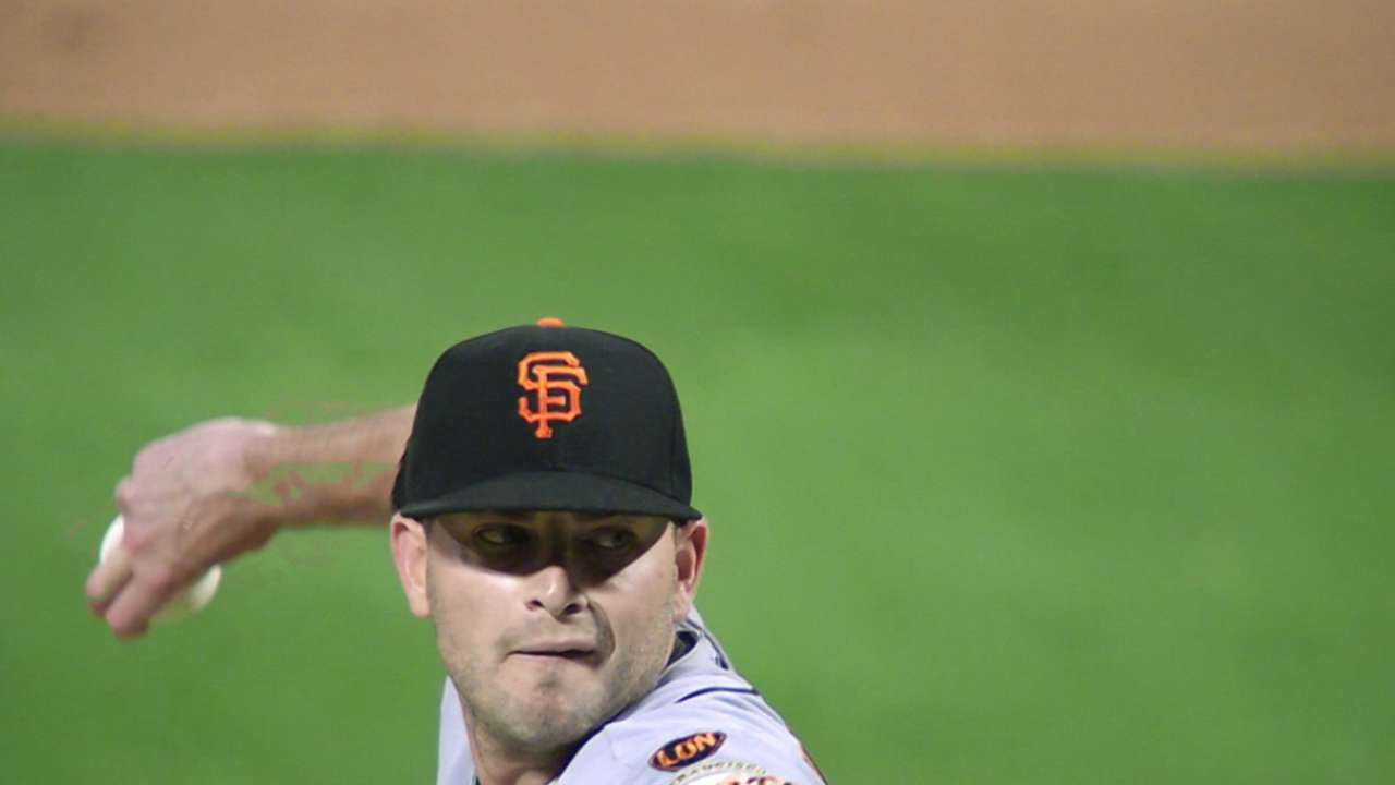 Seattle adds pitching depth in deal for Heston