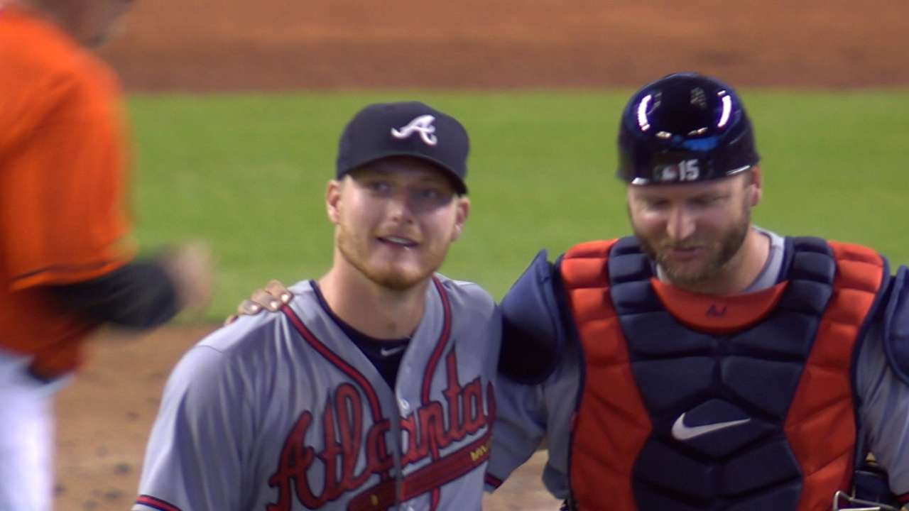 Braves receiving calls on Shelby and Teheran