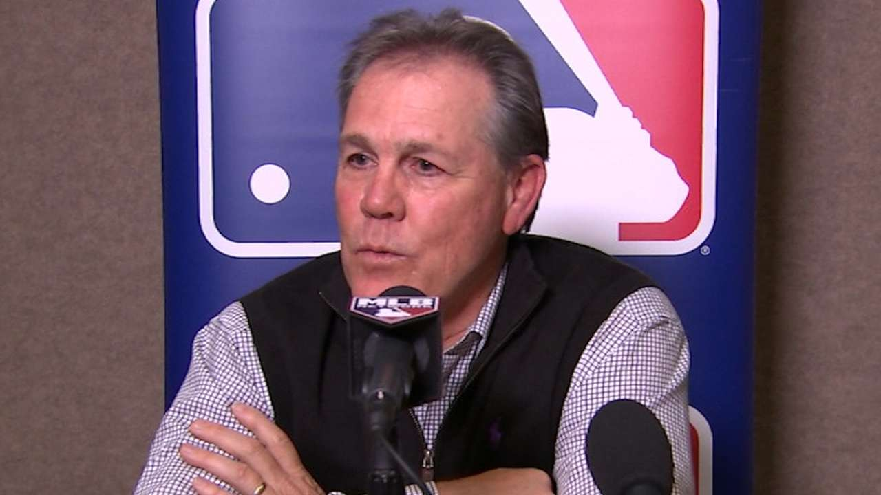 Winter Meetings interview with Ned Yost