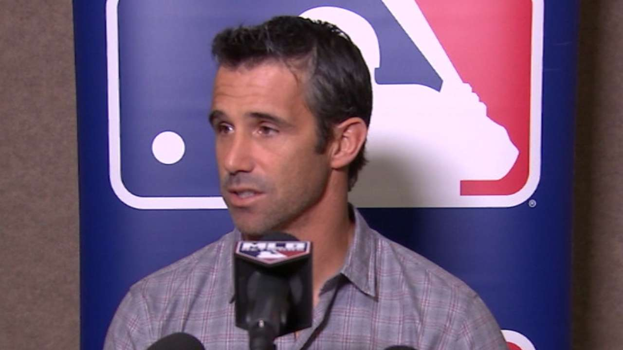 Winter Meetings interview with Brad Ausmus