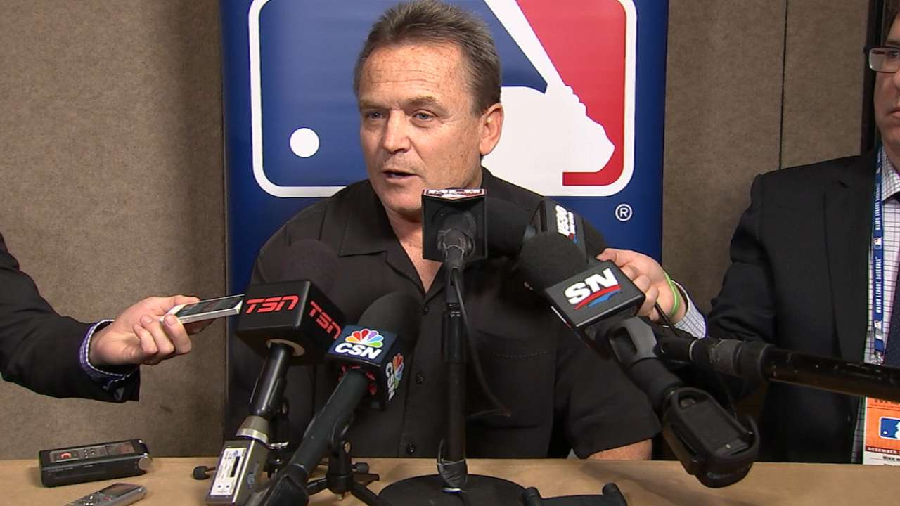 Gibbons on offseason changes