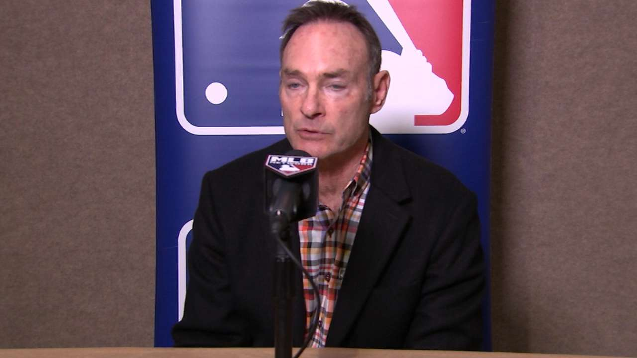 Winter Meetings interview with Paul Molitor