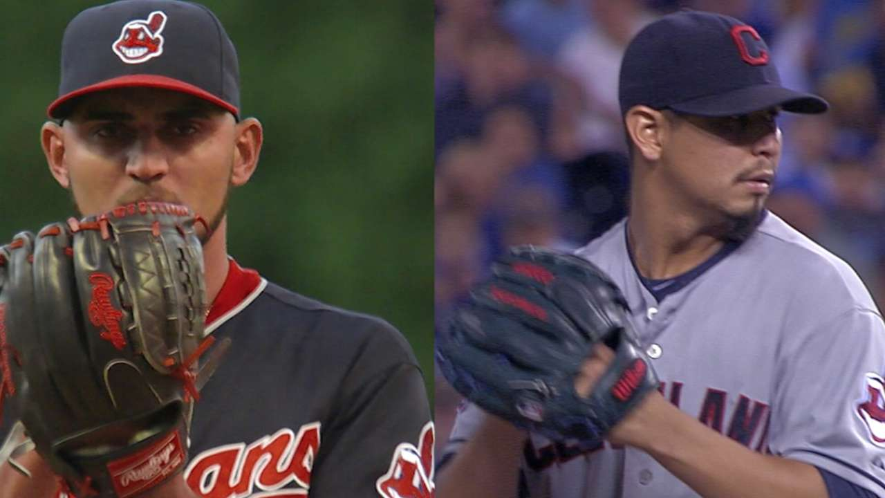 Indians' pitching a major asset