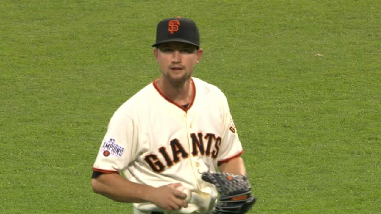 Giants still looking for starter