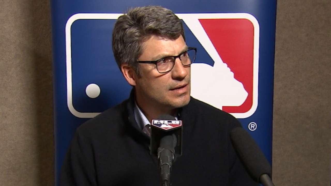 Winter Meetings interview with Robin Ventura