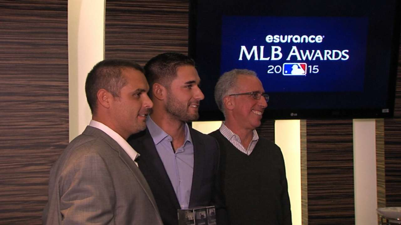 Kiermaier out to take his game to new heights