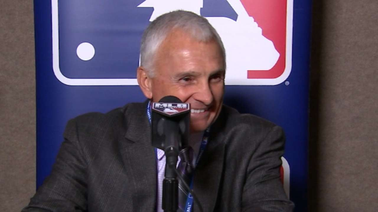 Winter Meetings interview with Terry Collins