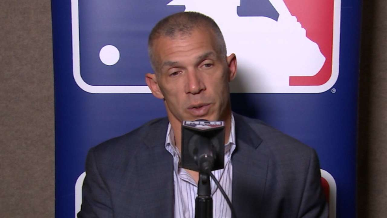 Girardi pleased with direction of the franchise