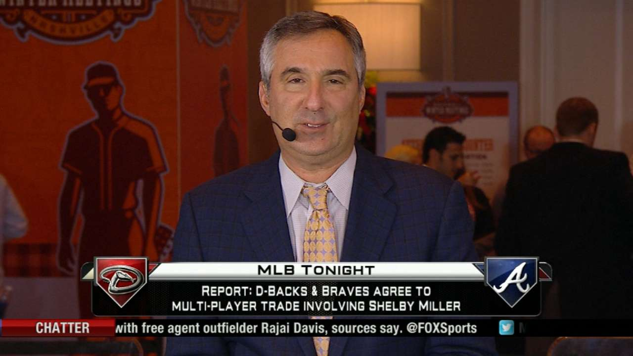 MLB Tonight on Miller to D-backs