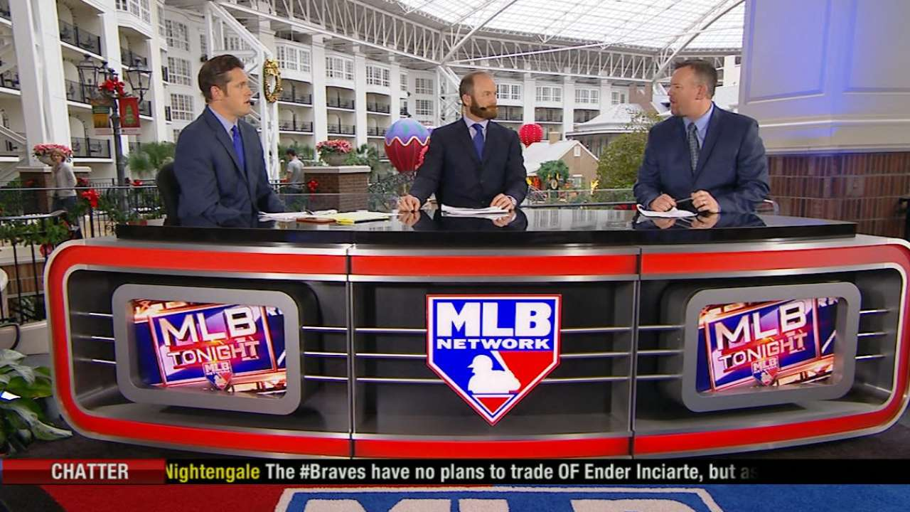 MLB Tonight on Heyward