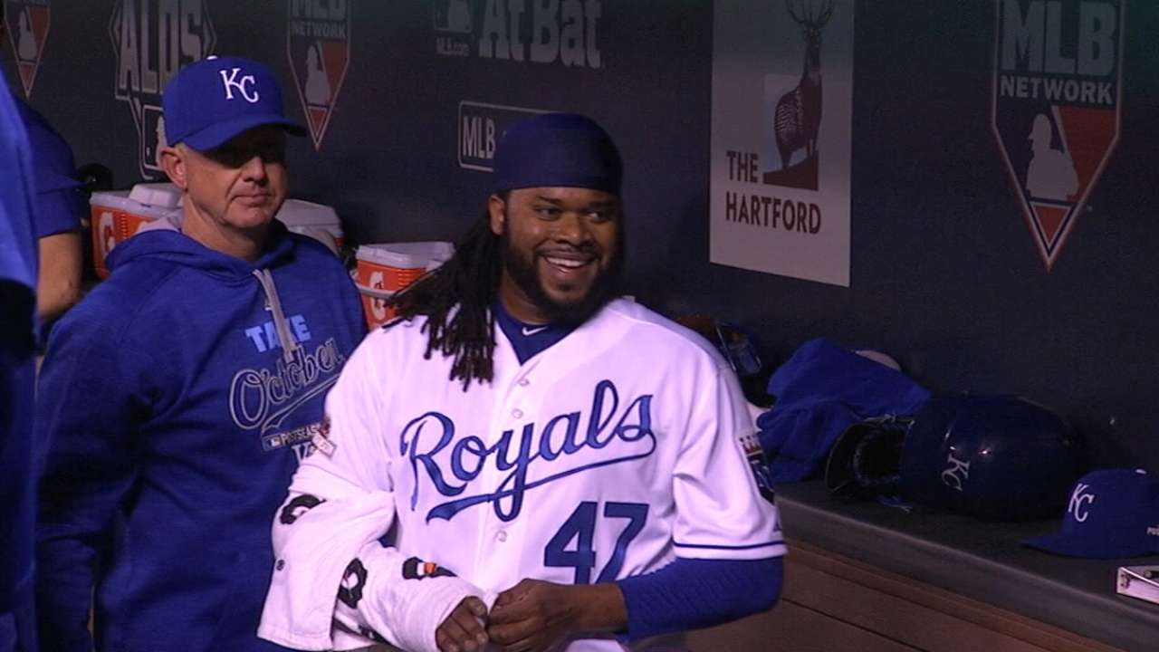 Giants agree to deal with Cueto