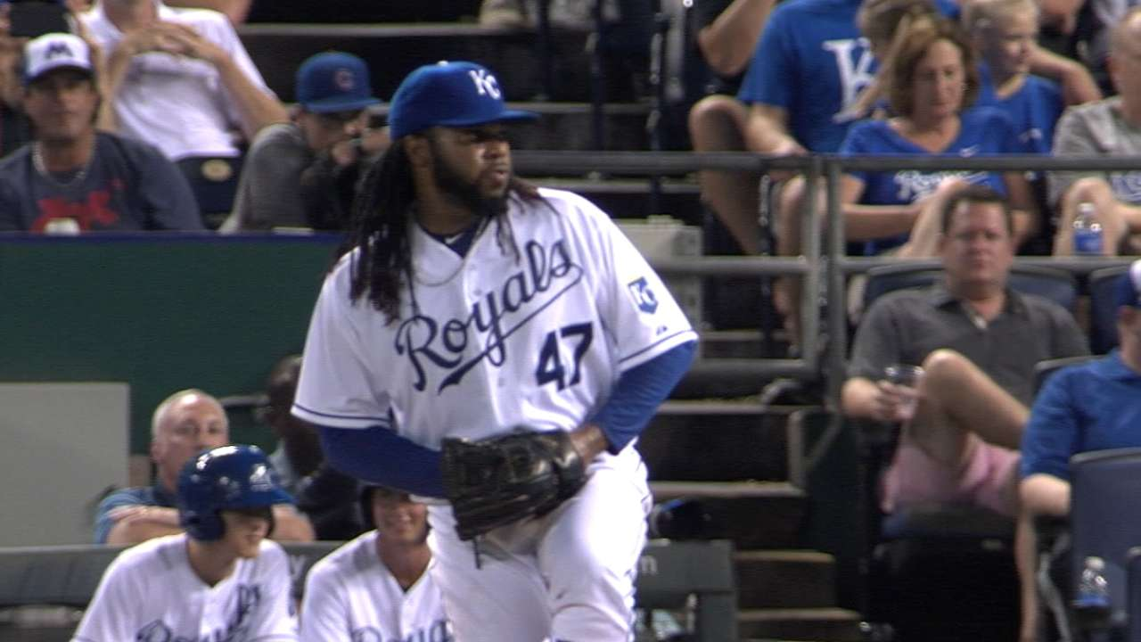 Haft on Cueto to the Giants