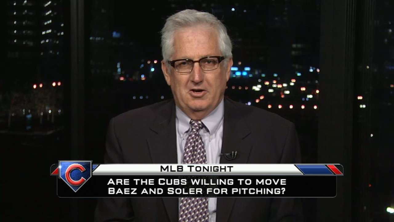 MLB Tonight: Phil Rogers