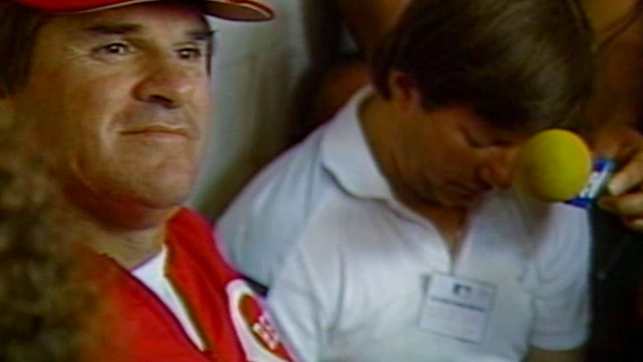 MLB Tonight: Pete Rose's career