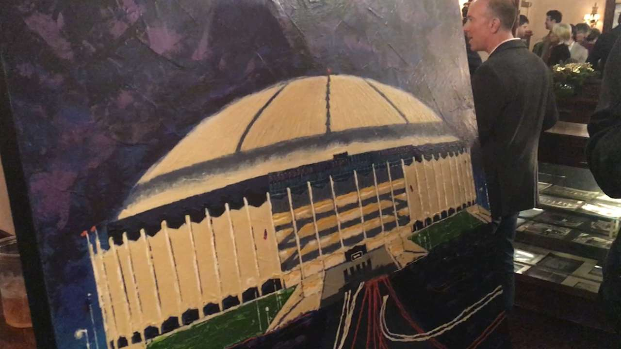 Astrodome documentary debuts
