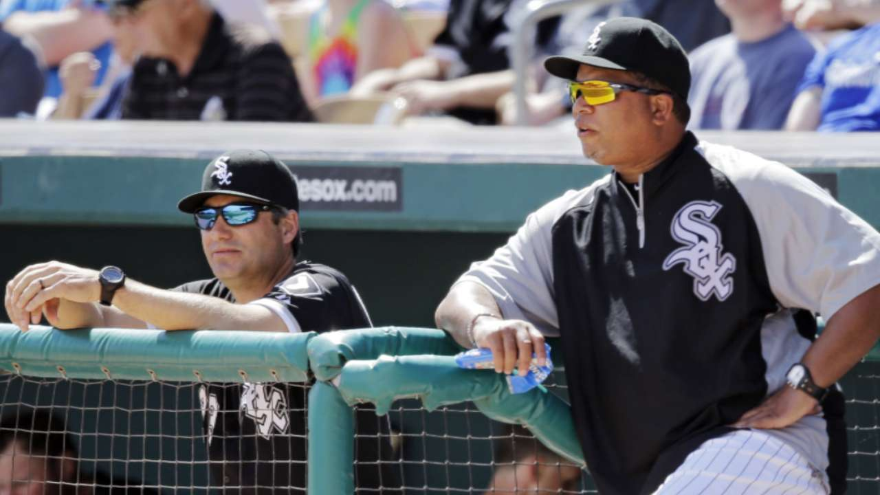 Sparks sees spark in White Sox offense
