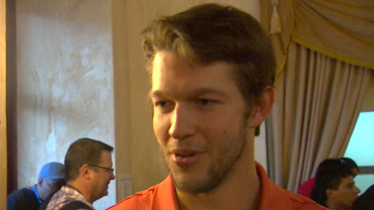 Kershaw on goodwill tour of Cuba