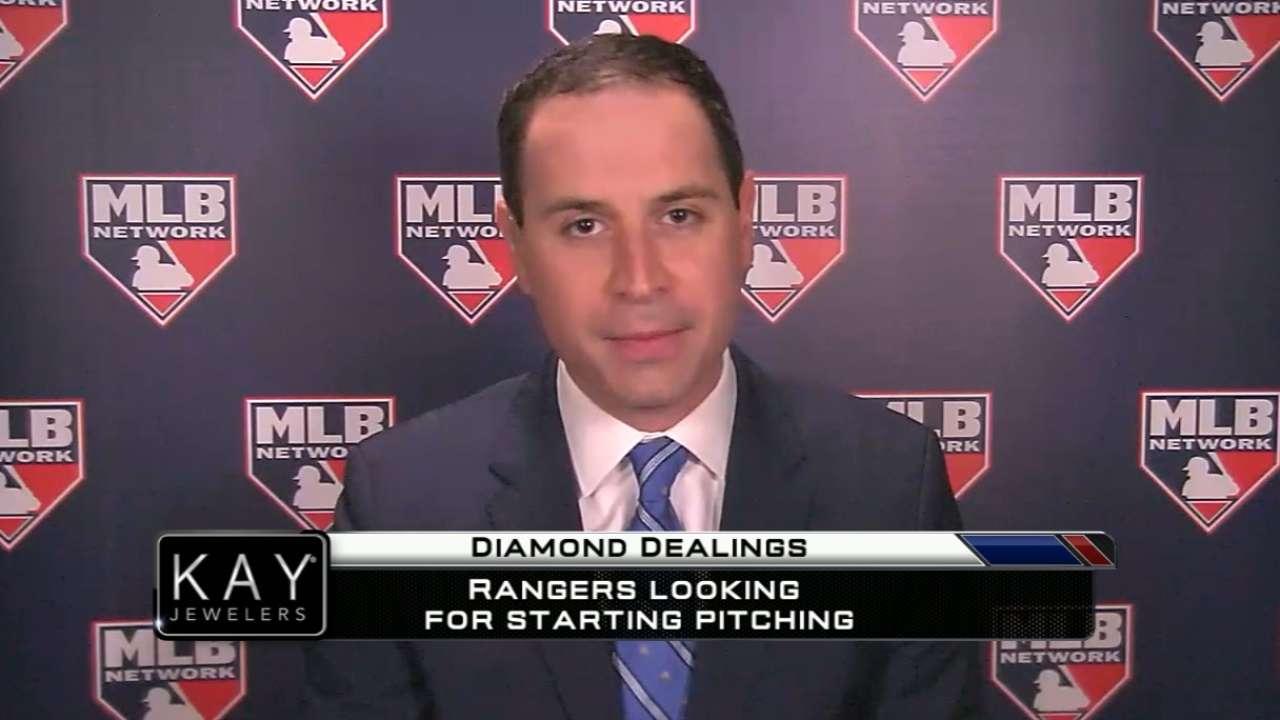 Rumor roundup: Dodgers target new pitchers