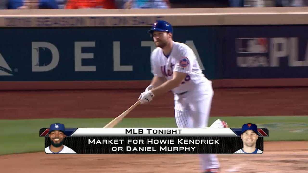 Nationals set sights on Murphy, Kendrick