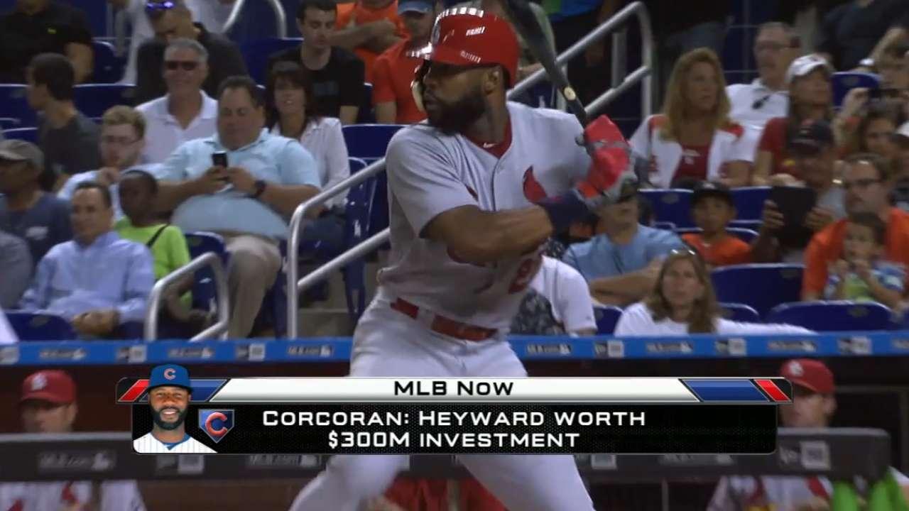 MLB Now talks Heyward's value