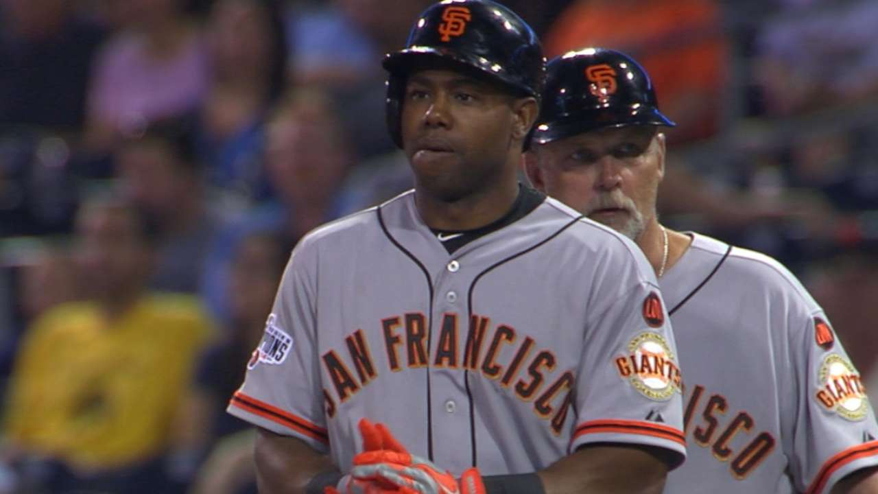 Mets sign outfielder De Aza to 1-year deal