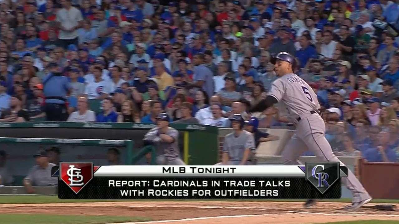 MLB Tonight: Cardinals
