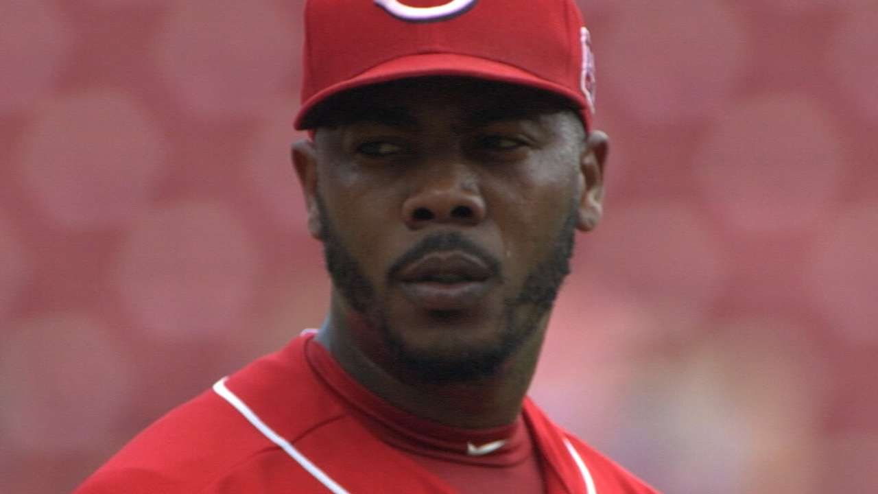 Chapman to Yanks? You better relieve it!