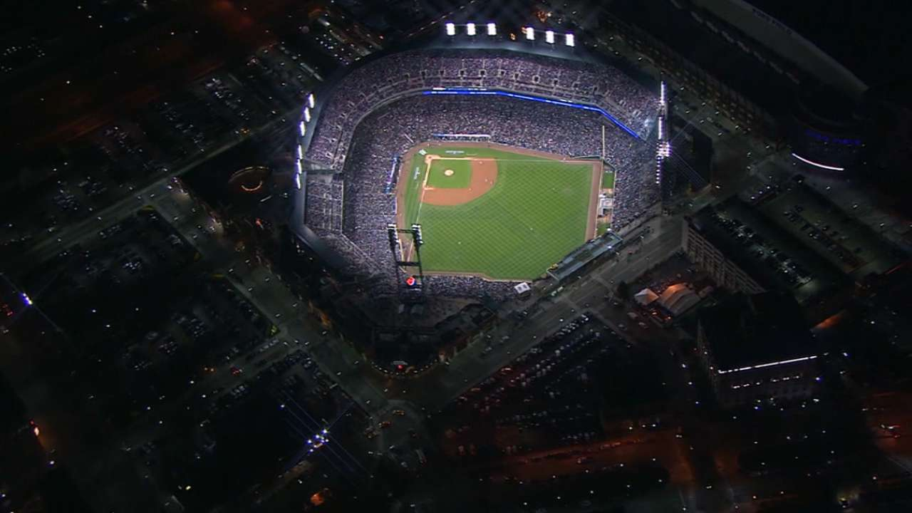 Game Changers: A national stadium for MLB