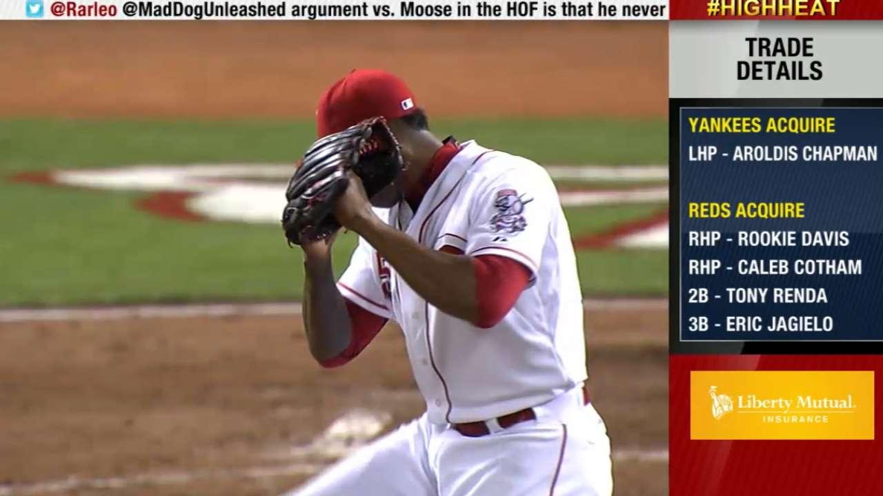 Rosenthal on Chapman, White Sox