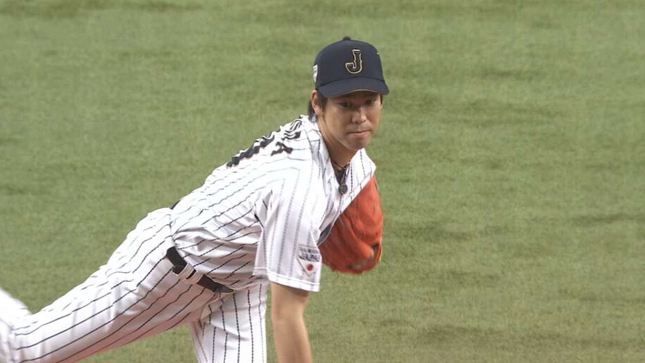 Reports: Maeda, Dodgers agree to 8-year deal